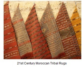 21st Century Moroccan Rugs
