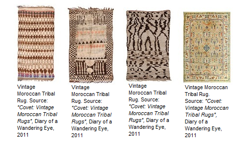 Antique Moroccan Rugs