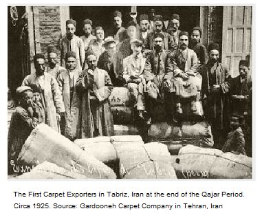 First Tabriz Carpet exporters