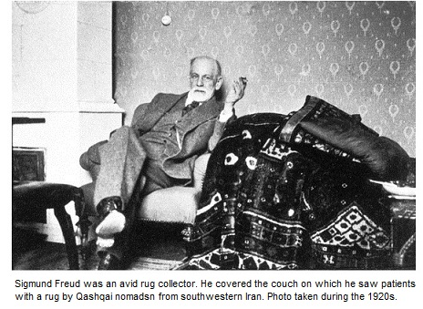 Sigmund Freud Rug Collections