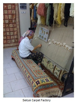 Selcuk Carpet Factory