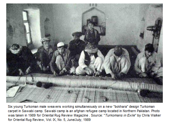 Turkoman Weavers
