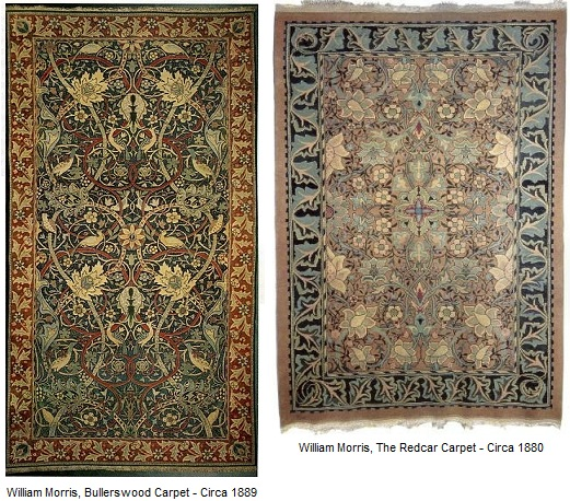 Antique William Morris Carpets