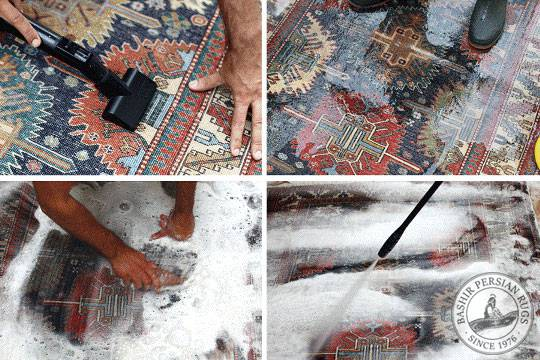 Our Montreal rug cleaning services.